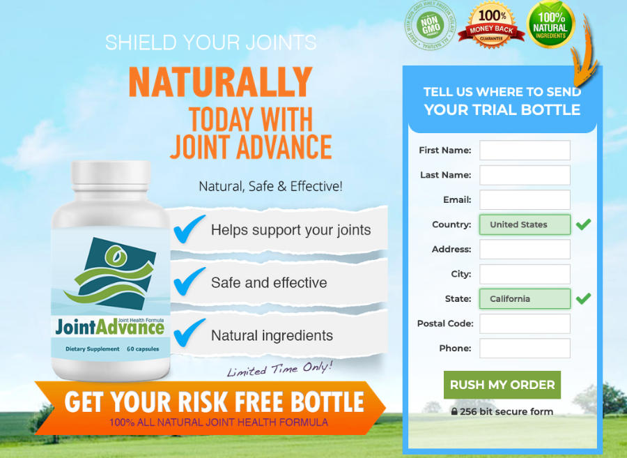 Joint Advance website